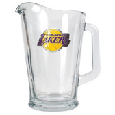 Los Angeles Lakers 60oz Glass Pitcher