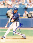 Kevin Witt Toronto Blue Jays Signed 8x10 Photo