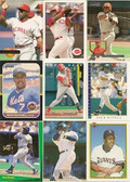 Kevin Mitchell 18 Card Lot Set