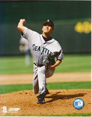 Kazuhiro Sasaki Seattle Mariners 8x10 Photo #3