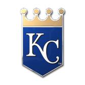 Kansas City Royals Color Auto Emblem - Die Cut