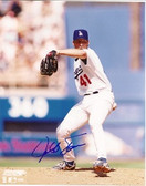 Jeff Shaw Los Angeles Dodgers Signed 8x10 Photo