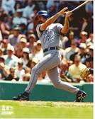 Jeff King Kansas City Royals 8x10 Photo #2
