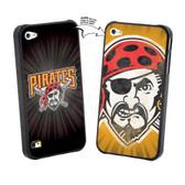 Iphone 5 MLB Pittsburgh Pirates Large Logo Lenticular Case