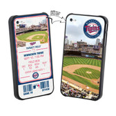 Iphone 4/4S MLB Minnesota Twins Stadium Lenticular Case