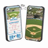 Iphone 4/4S MLB LA Dodgers Stadium Lenticular Case