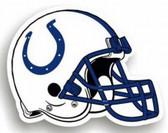 "Indianapolis Colts 12"" Helmet Car Magnet"