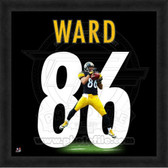 Hines Ward Pittsburgh Steelers 20x20 Framed Uniframe Jersey Photo