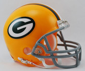 Green Bay Packers 1961-79 Throwback Replica Mini Helmet