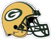 "Green Bay Packers 12"" Vinyl Magnet Set Of 2 98716"
