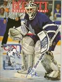 Grant Fuhr Toronto Maple Leafs Signed 8x10 Photo
