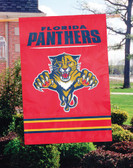 Florida Panthers 2 Sided Banner Flag