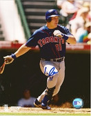 Eric Hinske Toronto Blue Jays Signed 8x10 Photo