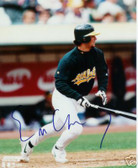 Eric Chavez Oakland A's Signed 8x10 Photo