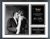 "Elvis Presley - ""The Kiss"" Music & Memories Series Framed Photo"