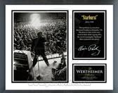 "Elvis Presley ""Starburst"" Music & Memories Framed Photo"