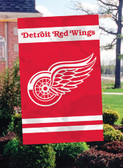 Detroit Red Wings 2-Sided Banner Flag
