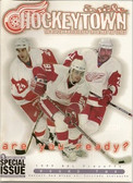 Detroit Red Wings 1999 Playoffs Round 2 Official Program