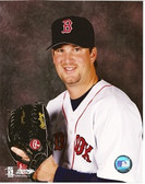 Derek Lowe Boston Red Sox 8x10 Photo #1