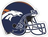 """Denver Broncos 12"""" Vinyl Magnet Set Of 2 98732"""