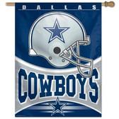 """Dallas Cowboys 27""""x37"""" Banner"""