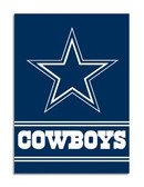 Dallas Cowboys 2-Sided 28 x 40 House Banner