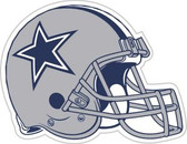 "Dallas Cowboys 12"" Vinyl Magnet (Set of 2)"