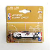 Cleveland Cavaliers NBA Chevy Camaro 1:64