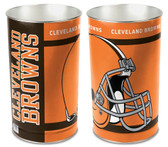"Cleveland Browns 15"" Wastebasket"