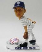 Chien-Ming Wang Yankees Platinum Bobblehead
