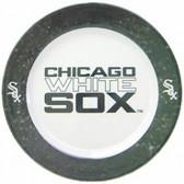 Chicago White Sox 4 Piece Dinner Plate Set