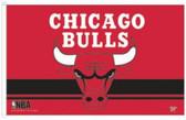 Chicago Bulls 3'x5' Flag