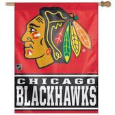 """Chicago Blackhawks 27""""x37"""" Banner"""