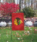 """Chicago Blackhawks 11""""x15"""" Garden Flag"""