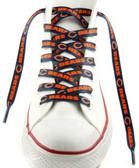 "Chicago Bears Shoe Laces - 54"""