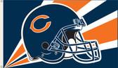 Chicago Bears 3 Ft. x 5 Ft. Flag w/Grommets