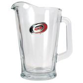 Carolina Hurricanes 60oz Glass Pitcher