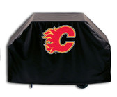 """Calgary Flames 60"""" Grill Cover"""