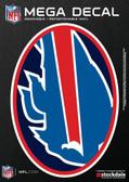 "Buffalo Bills 5""x7"" Mega Decal"
