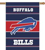Buffalo Bills 2-Sided 28 X 40 House Banner