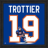 Bryan Trottier New York Islanders 20x20 Framed Uniframe Jersey Photo