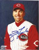 Brett Tomko Cincinnati Reds Signed 8x10 Photo