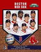 Boston Red Sox 2012 Team 8x10 Photo