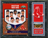 Boston Red Sox 2012 Team Plaque