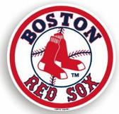 "Boston Red Sox 12"" Car Magnet"