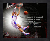Blake Griffin Los Angeles Clippers 8x10 ProQuote Photo