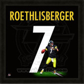 Ben Roethlisberger Pittsburgh Steeler 20x20 Framed Uniframe Jersey Photo