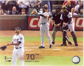 Barry Bonds 70th Home Run San Francisco Giants 8x10 Photo