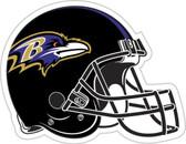"Baltimore Ravens 12"" Vinyl Magnet Set Of 2 98731"