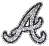 Atlanta Braves Bling Auto Emblem